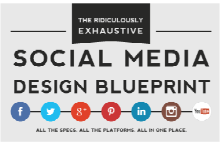 Free Download Social Media Design guideline